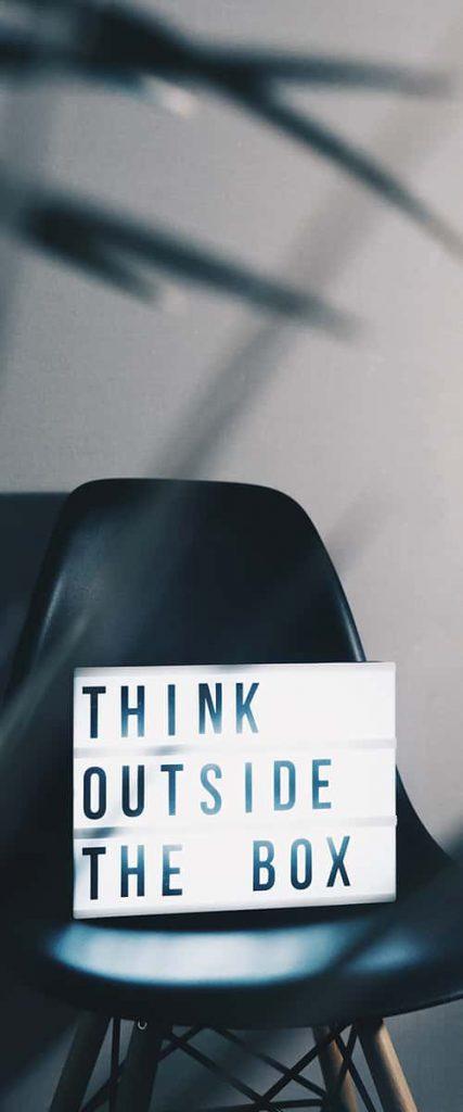 Piensa Fuera de la Caja