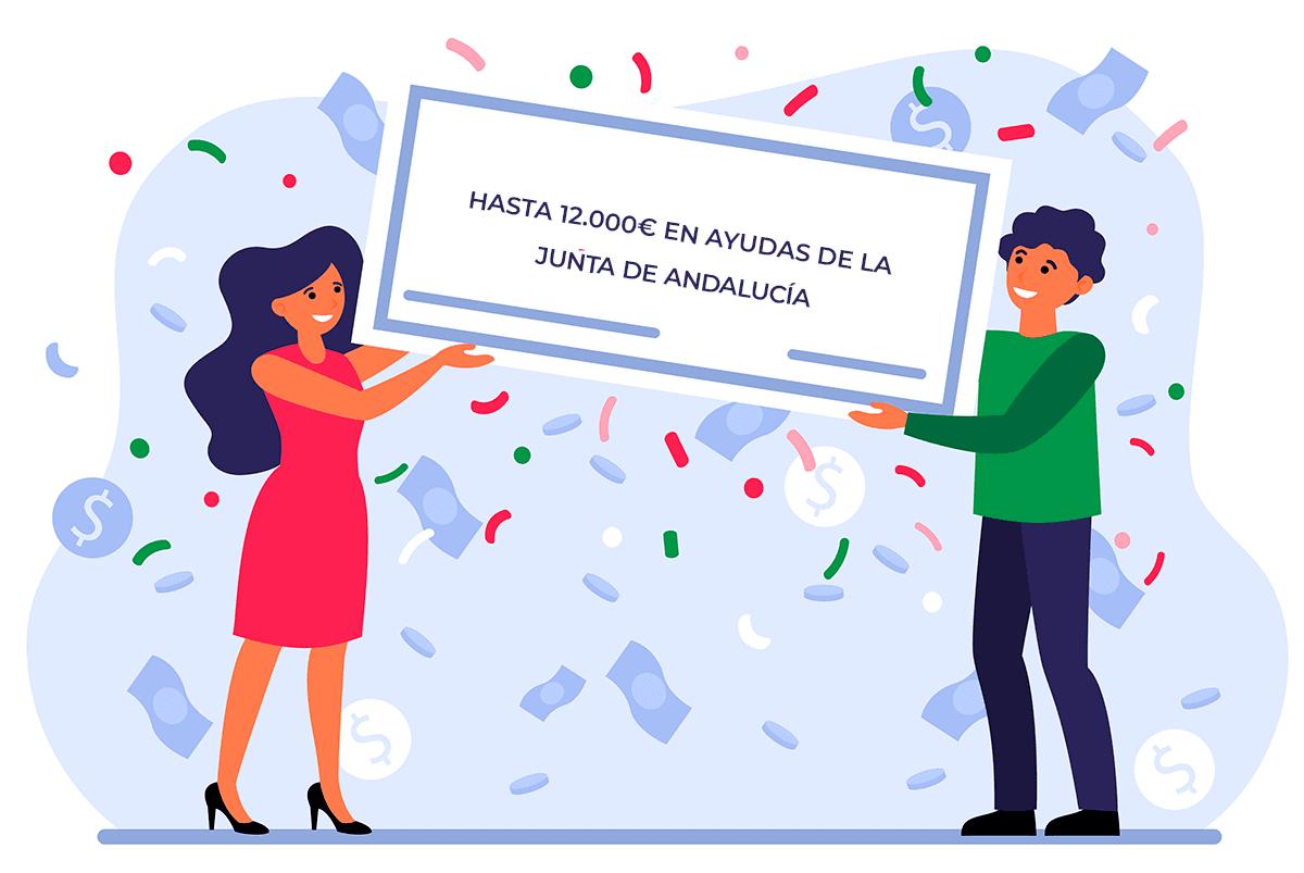 AYUDAS JUNTA DE ANDALUCIA